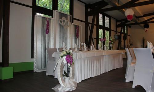Hochzeit Gartenhaus