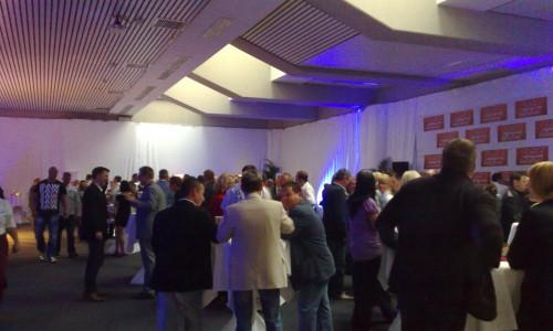 Getec Arena großer VIP Raum
