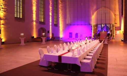 Johanniskirche Tafel
