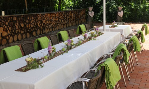 Gartenhaus im Stadtpark