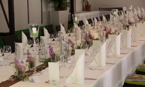 Tisch Variation Gartenhaus
