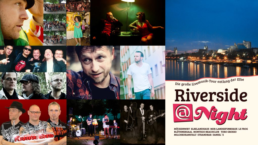 Riverside @ night 2016