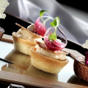 Dessert-Auswahl