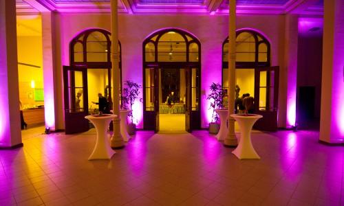 Gesellschaftshaus Foyer