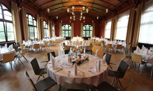 Gesellschaftshaus Gartensaal Hochzeit