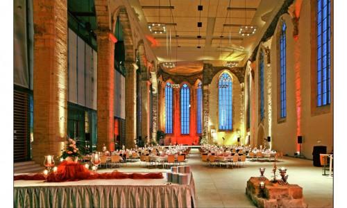 Johanniskirche weihnachtiches Bankett
