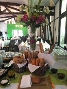 Gartenhaus Brunch