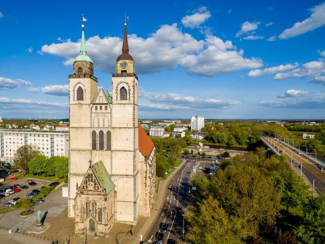 Johanniskirche Magdeburg