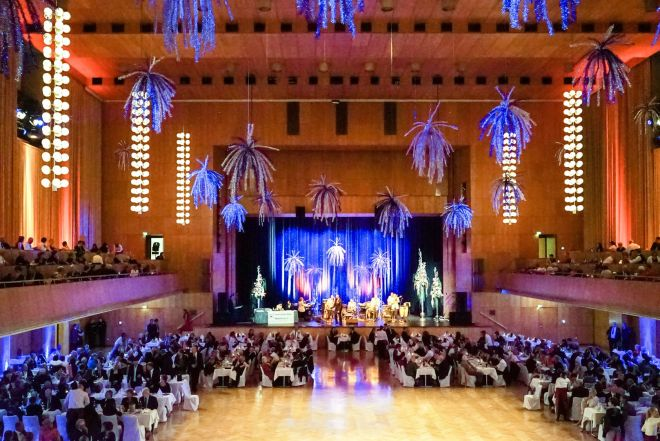 Blüthnersaal Stadthalle Magdeburg
