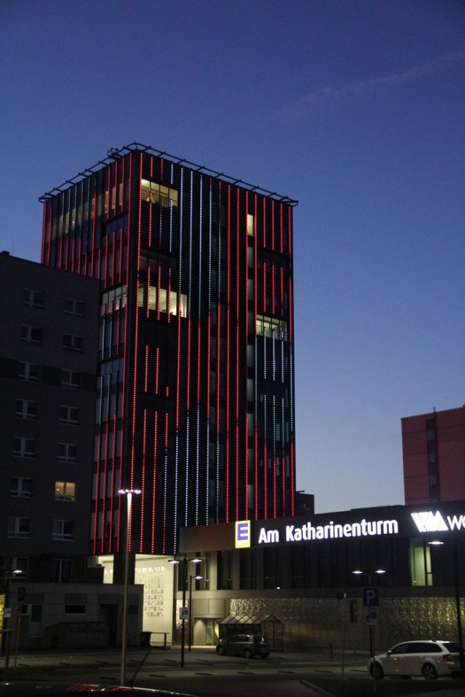 Katharinenturm Magdeburg