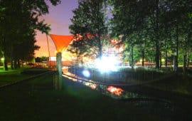 Seebühne Panorama