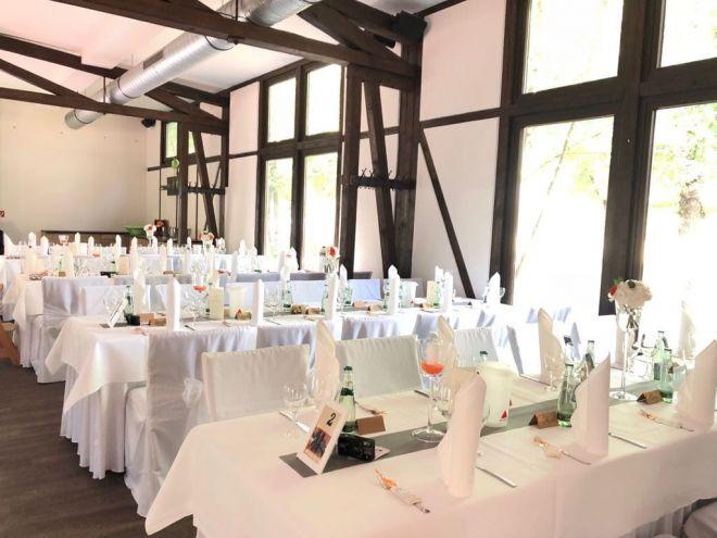Gartenhaus Hochzeit Magdeburg