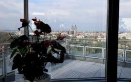 Magdeburg Türmchen Location von Gastro ConzeptConceptCopyrigth Peter Gercke, Foto Honorarpflichtig auch für Internet