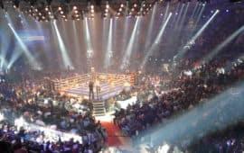 GETEC - Arena Boxen
