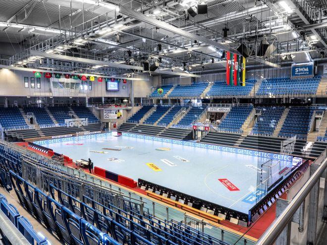 GETEC - Arena Halle