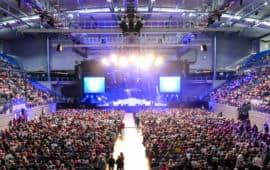 GETEC - Arena Konzert