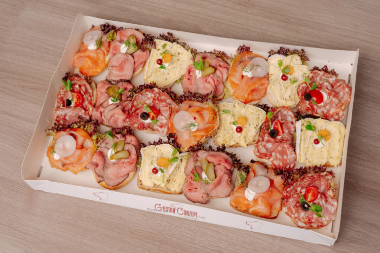 Brötchen Box Deluxe (20 Teile)