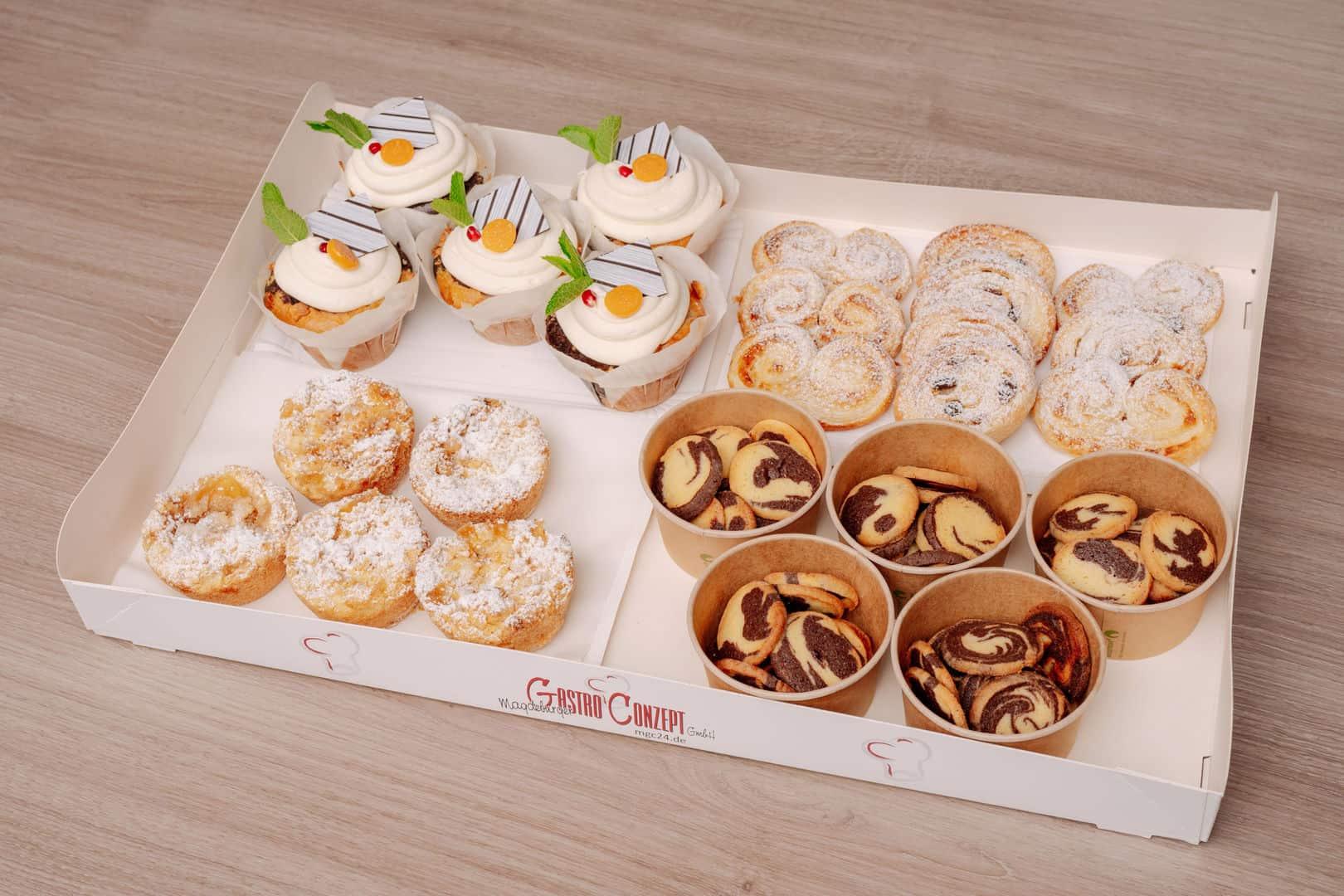 Süße Box (25 Teile)