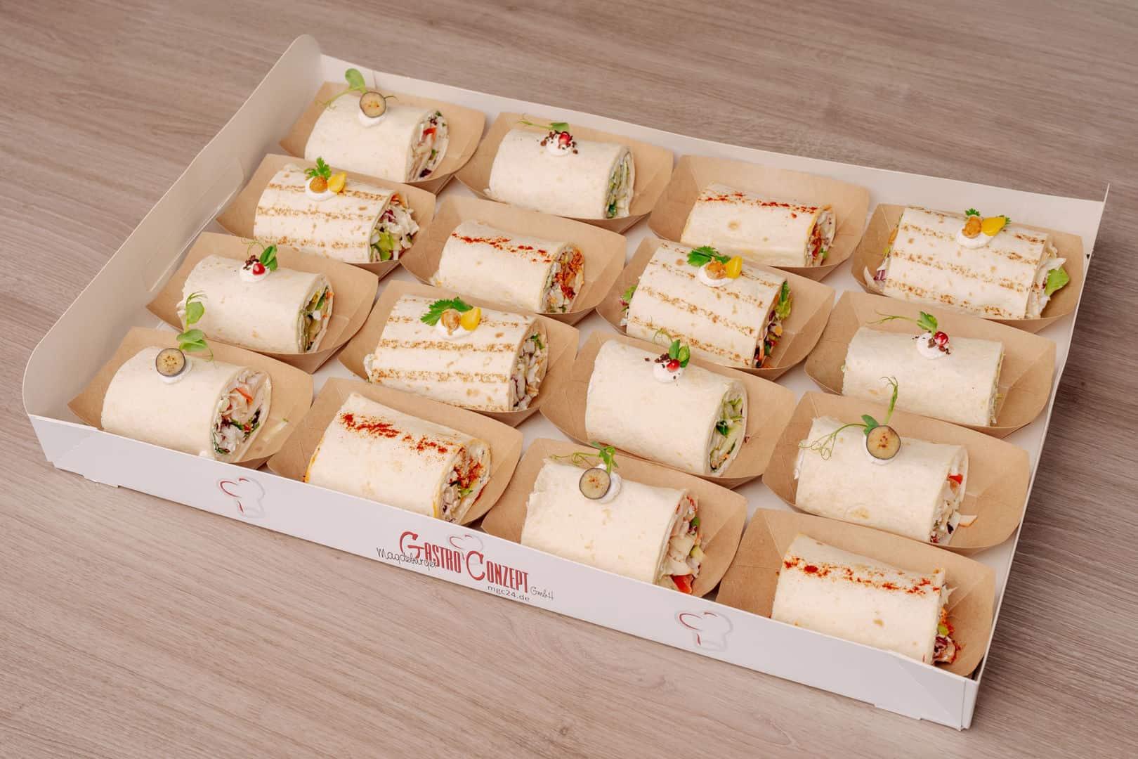 Wrap Box (16 Teile)